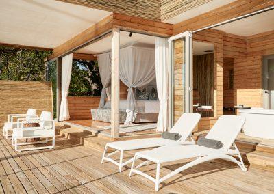 Island Treehouse - Layout