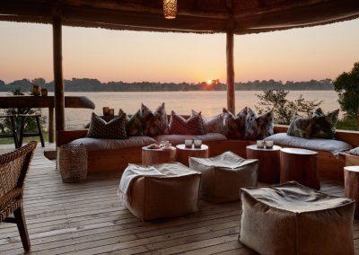Riverside Bar - Sunrise