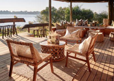 Riverside Bar - View