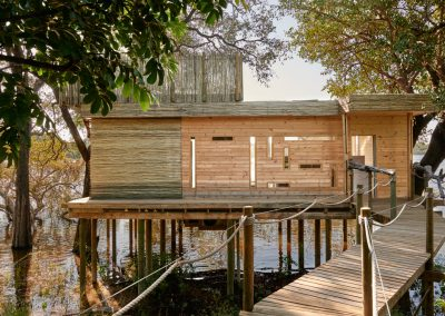 Starbed Treehouse - Walkway