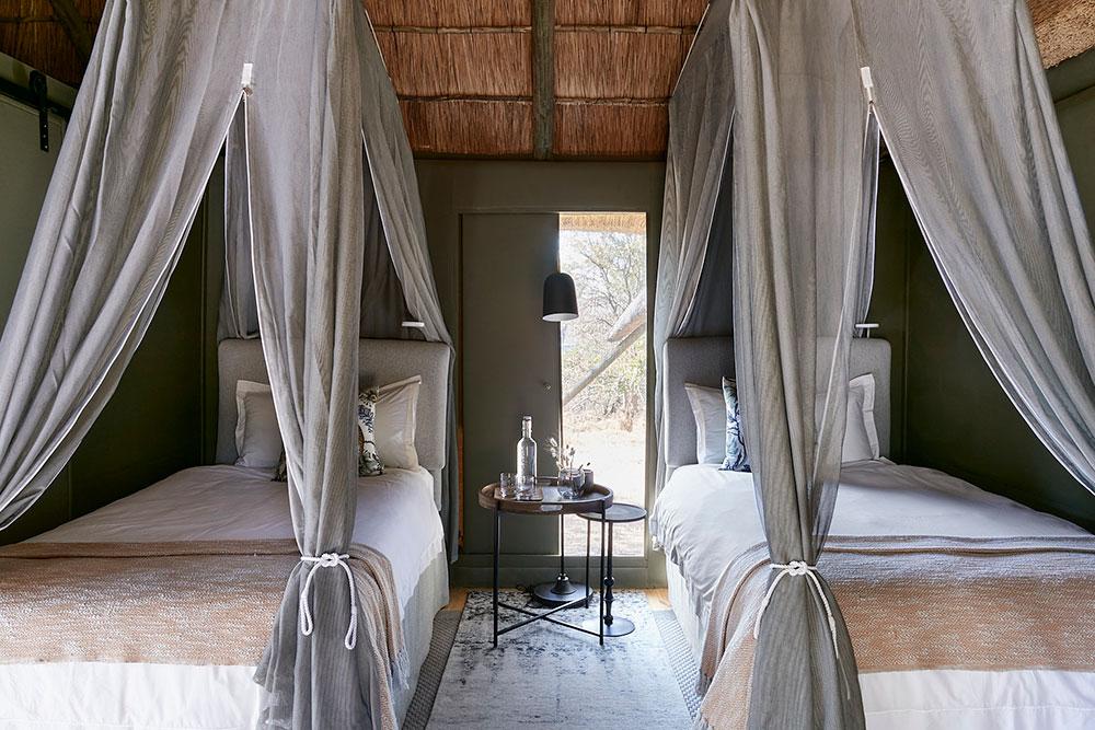 Luxury Tented Kids Room