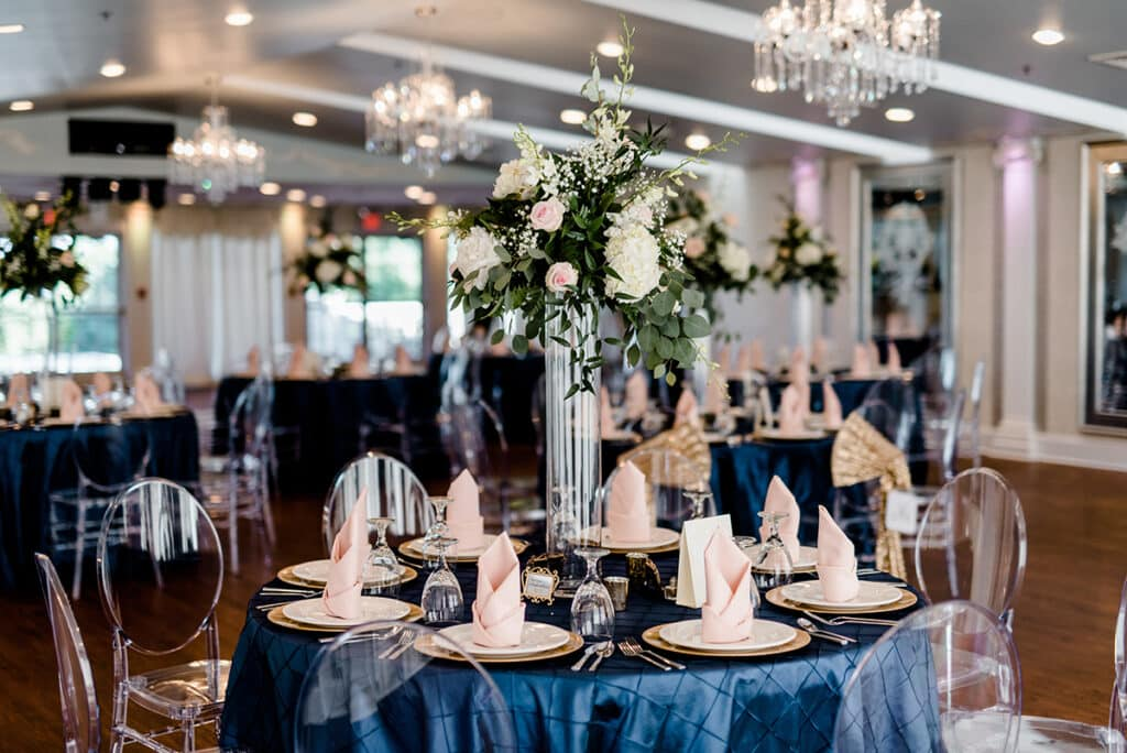 Selecting Your Virginia Wedding Venue | Entwined Events | Venue: The Bedford Columns in Bedford, VA | Photo Credit: Caroline Lima Photography