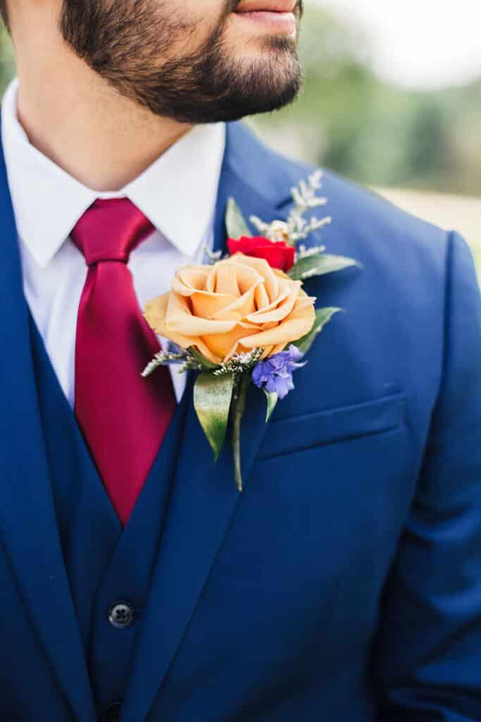 2018 Wedding Floral Forecast – Entwined Events   Florals: Bella Rose Floral & Designs   Photo Credit: Ellie Richardson Photography