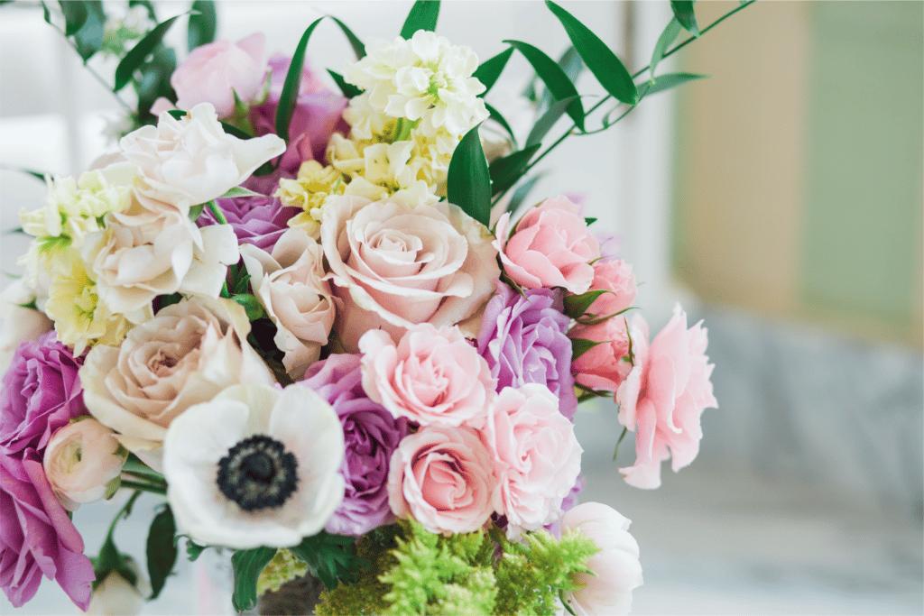 2018 Wedding Floral Forecast – Entwined Events   Bella Rose Floral & Design   Photo Credit: Kidd Photography