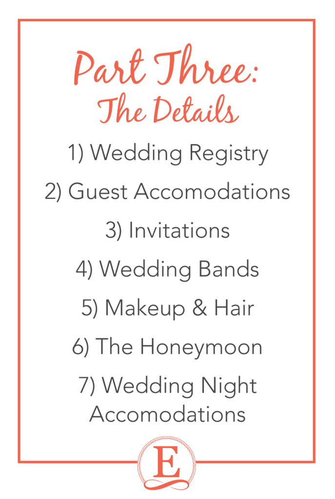 You're Engaged! Now What? Wedding Planning Advice from a Pro at Entwined Events | Forever Entwined Blog | Part Three: The Details