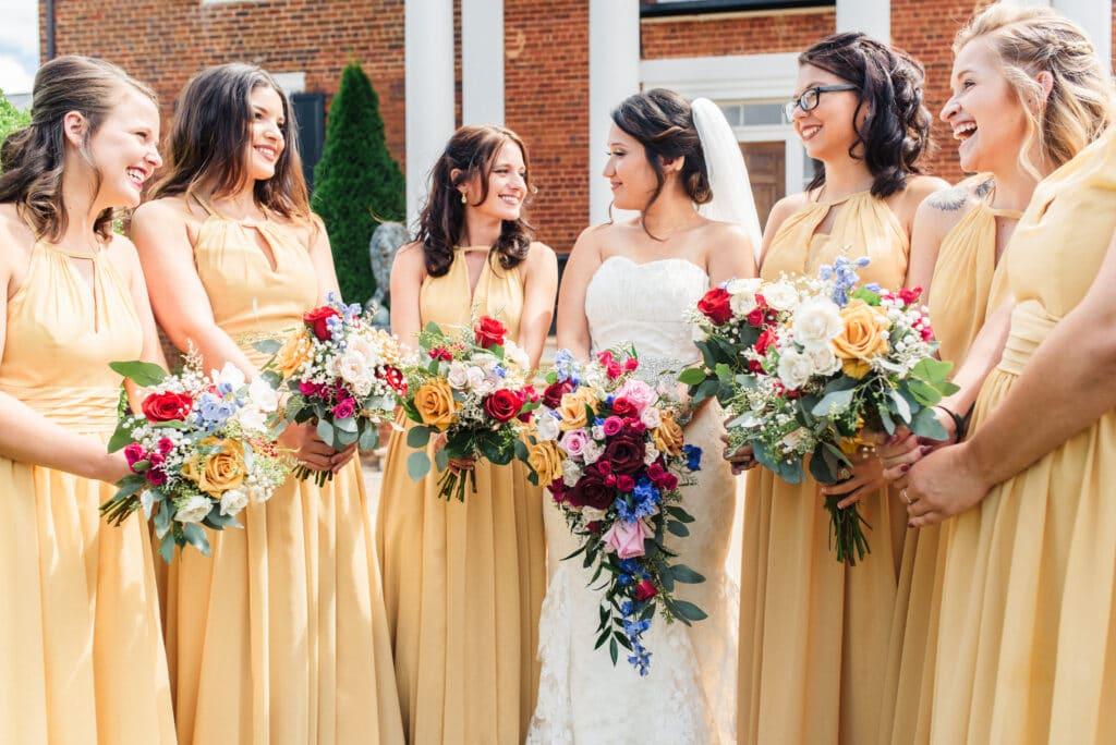 2018 Wedding Floral Forecast – Entwined Events   Bella Rose Floral & Design   Photo Credit: Ellie Richardson Photography