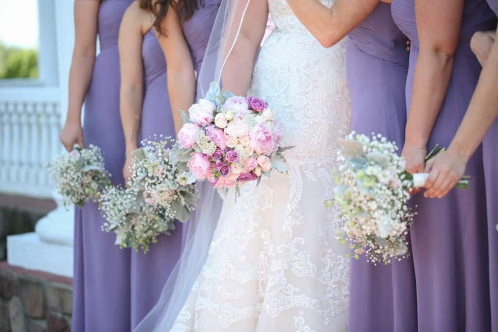 2018 Wedding Floral Forecast – Entwined Events   Florals: Bella Rose Floral & Designs   Photo Credit: Allison Elizabeth Photography