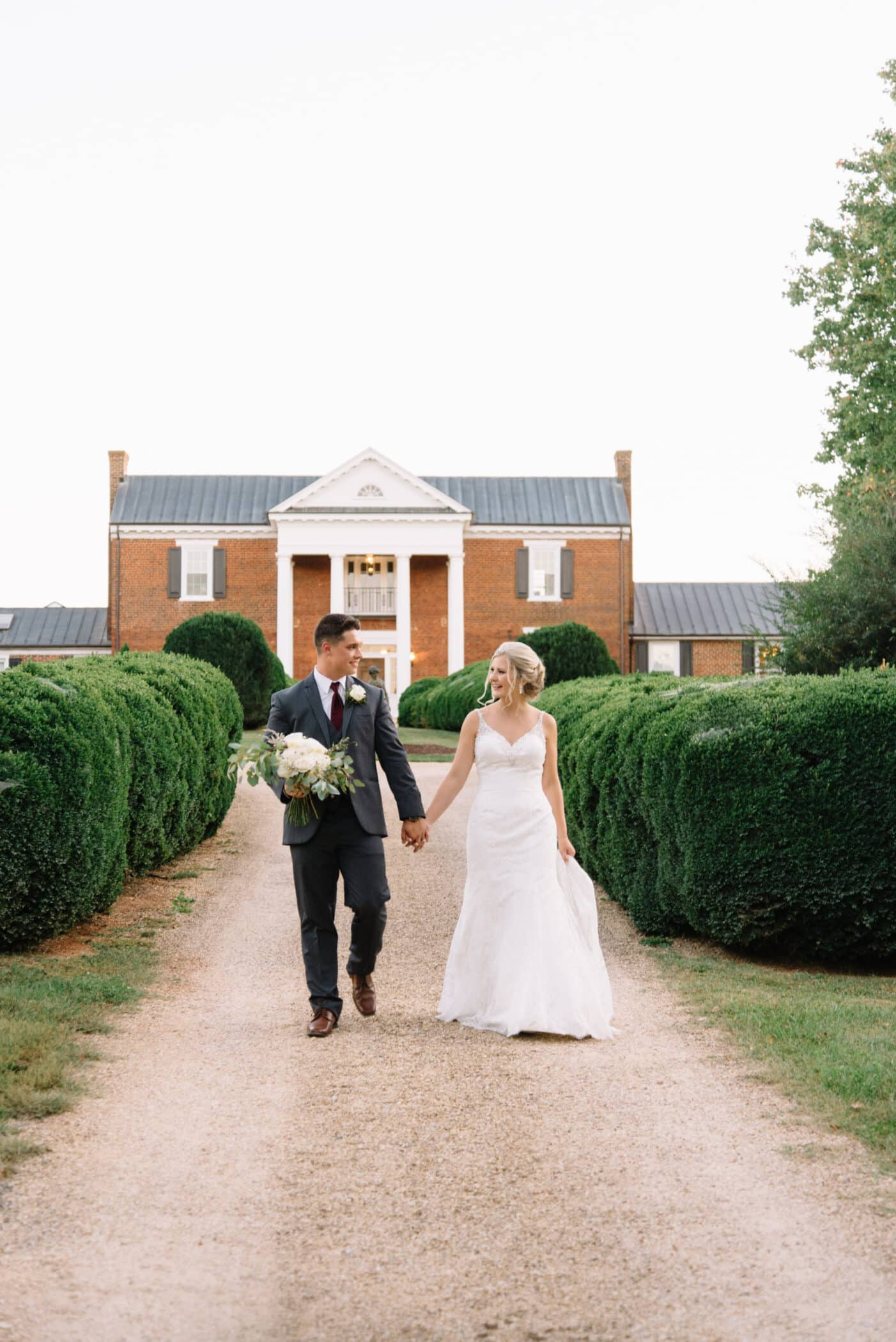 Selecting Your Virginia Wedding Venue | Entwined Events | Venue: West Manor Estate in Forest, VA | Photo Credit: Nicole Colwell Photography