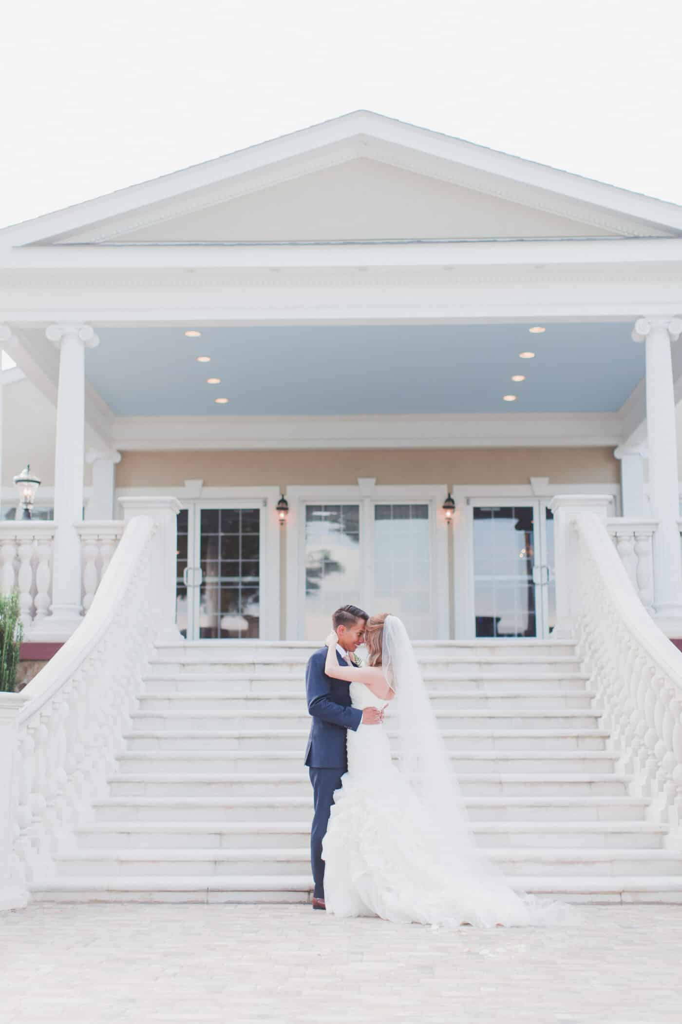 Selecting Your Virginia Wedding Venue | Entwined Events | Venue: The Bedford Columns in Bedford, VA | Photo Credit: Annamarie Akins Photography