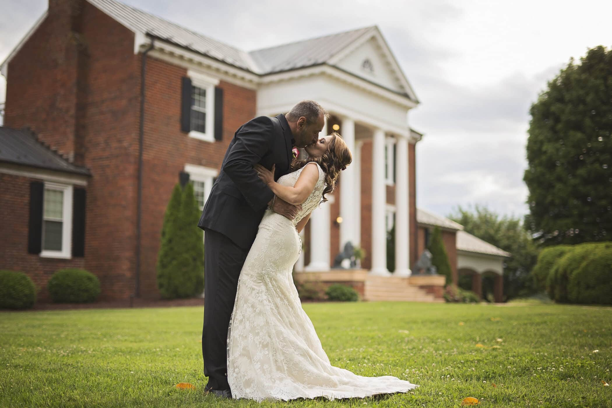 Selecting Your Virginia Wedding Venue | Entwined Events | Venue: West Manor Estate in Forest, VA | Photo Credit: Laura Bryan Photography