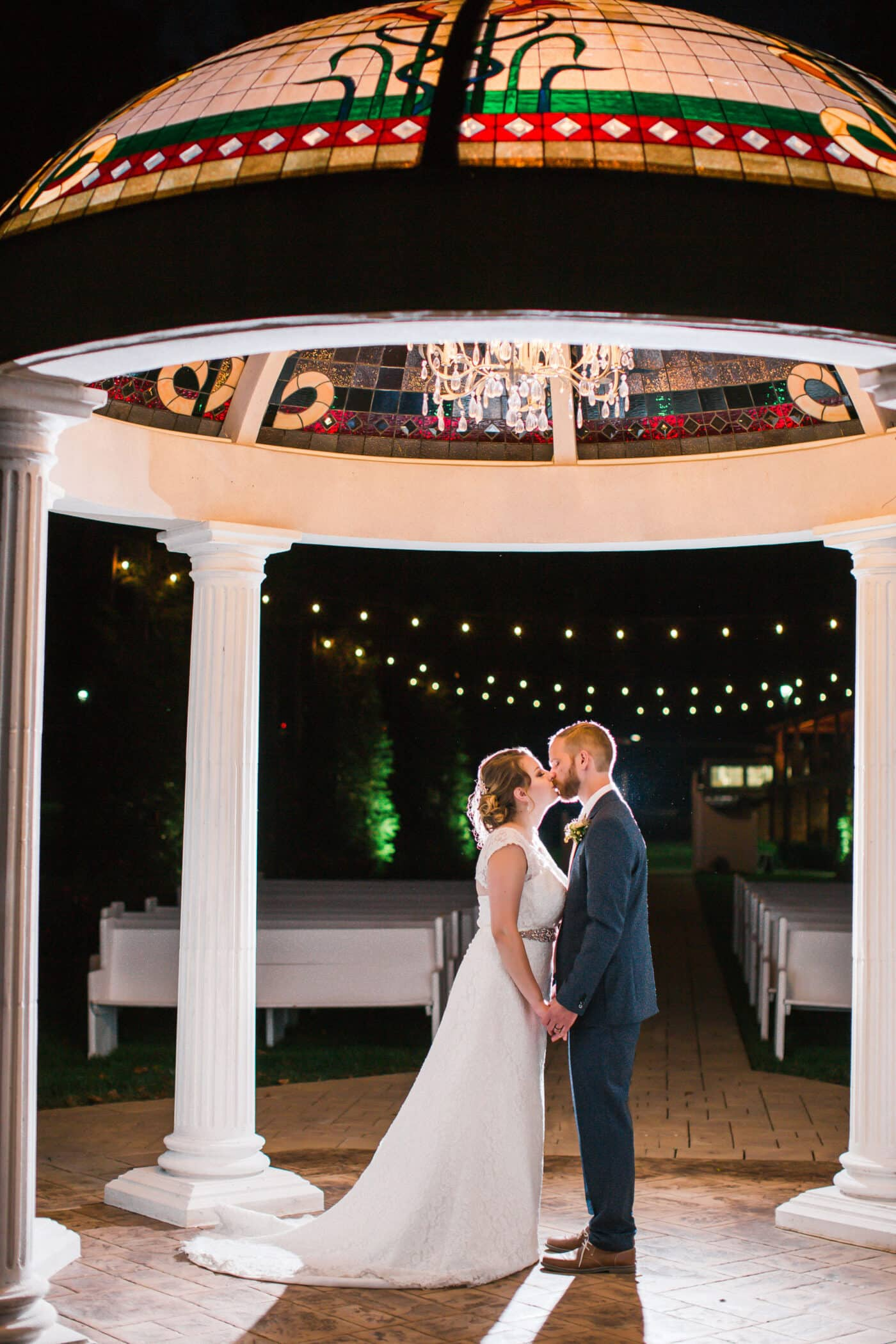 Selecting Your Virginia Wedding Venue | Entwined Events | Venue: Bella Rose Plantation in Lynchburg, VA | Photo Credit: Heather Kidd Photography