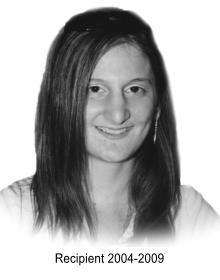 Susan Fund Scholarship Recipient