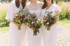 Sarah + bridesmaids