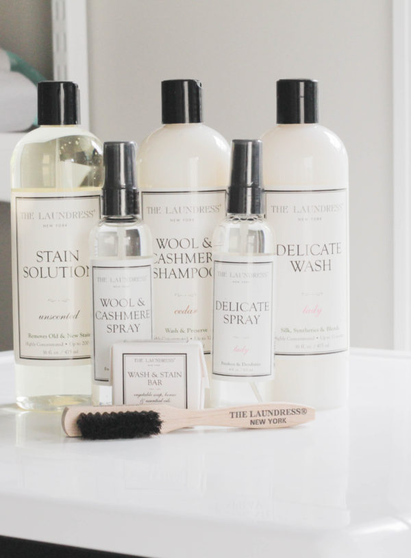 The Laundress: Eco-Friendly Fabric Care