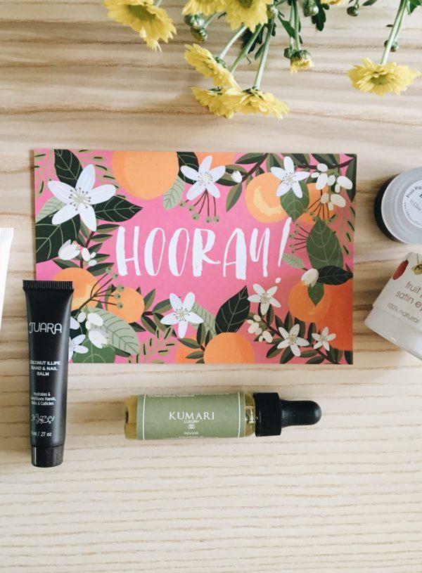 Petit Vour's April Beauty Box!