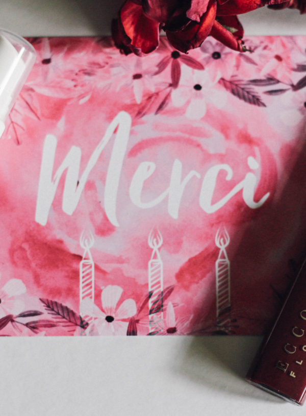 Petit Vour's May Beauty Box!