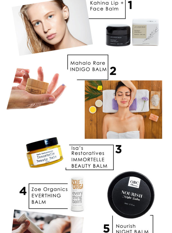 Monthly Must-Have: 5 Facial Balms You Need Now