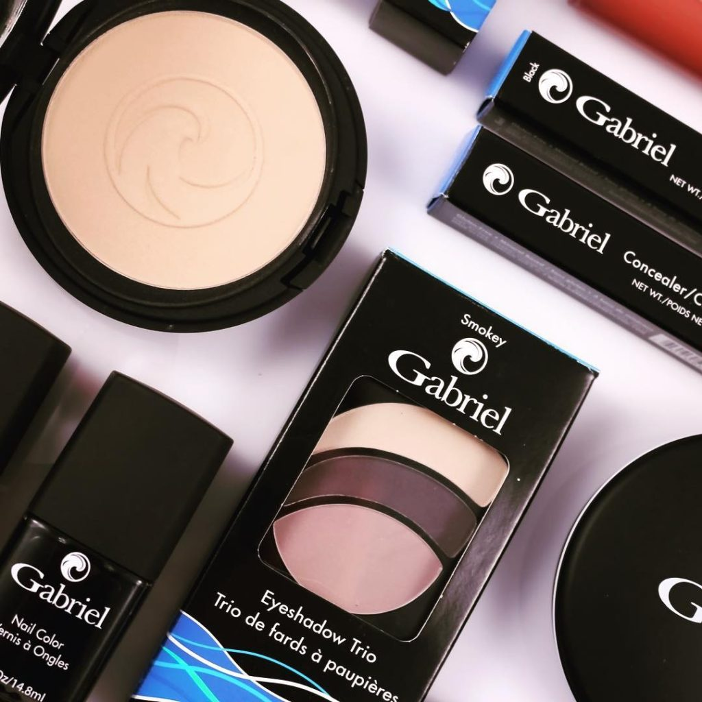 Gabriel Cosmetics, zuzu luxe, cosmetics, green beauty