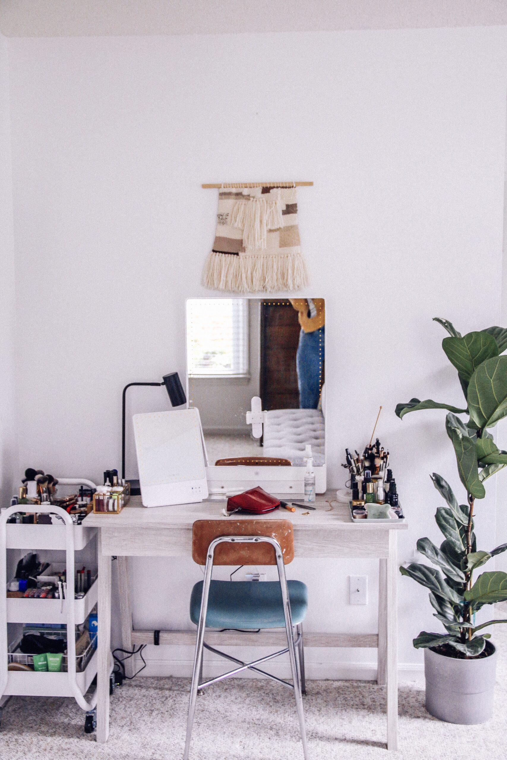 My Bedroom Vanity Space