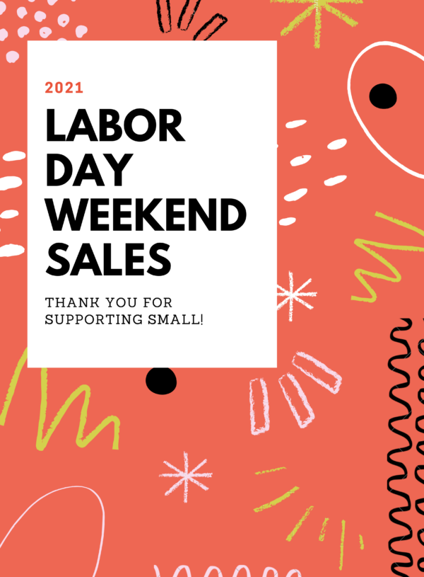 Master List of Green Beauty Labor Day Weekend Sales (2021)