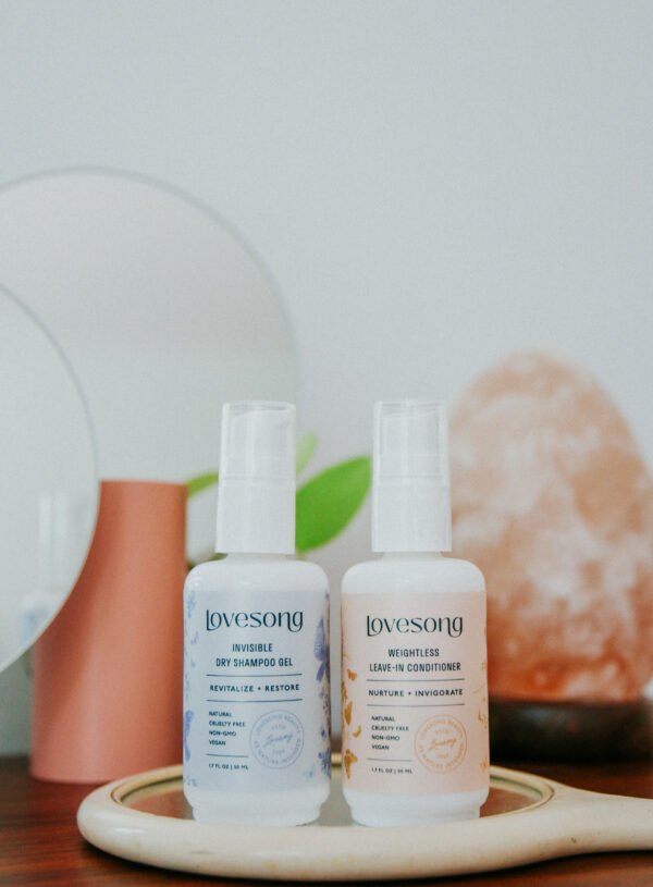Brand Highlight: Lovesong Beauty Natural Hair Products (cruelty-free, vegan and non-GMO)