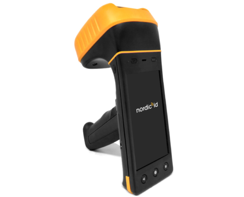 Nordic ID RFID Reader for Inventory Control