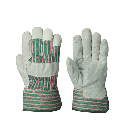 PIO 555 – Fitter's Industrial Grade Cowsplit Glove – Prod Img