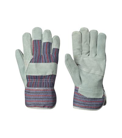 PIO 834 – Fitter's Patch Palm Cowsplit Glove – Prod Img