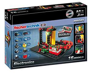 Fischertechnik Electronics Set