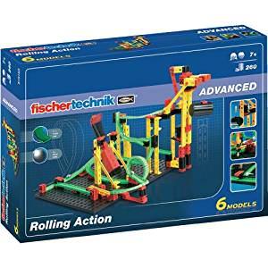 Fischertechnik Rolling Action