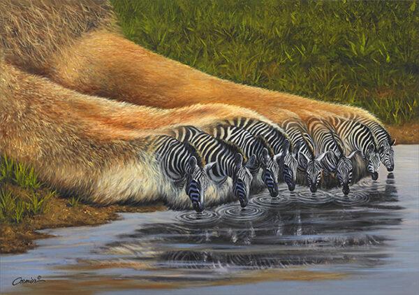 zebra-claws