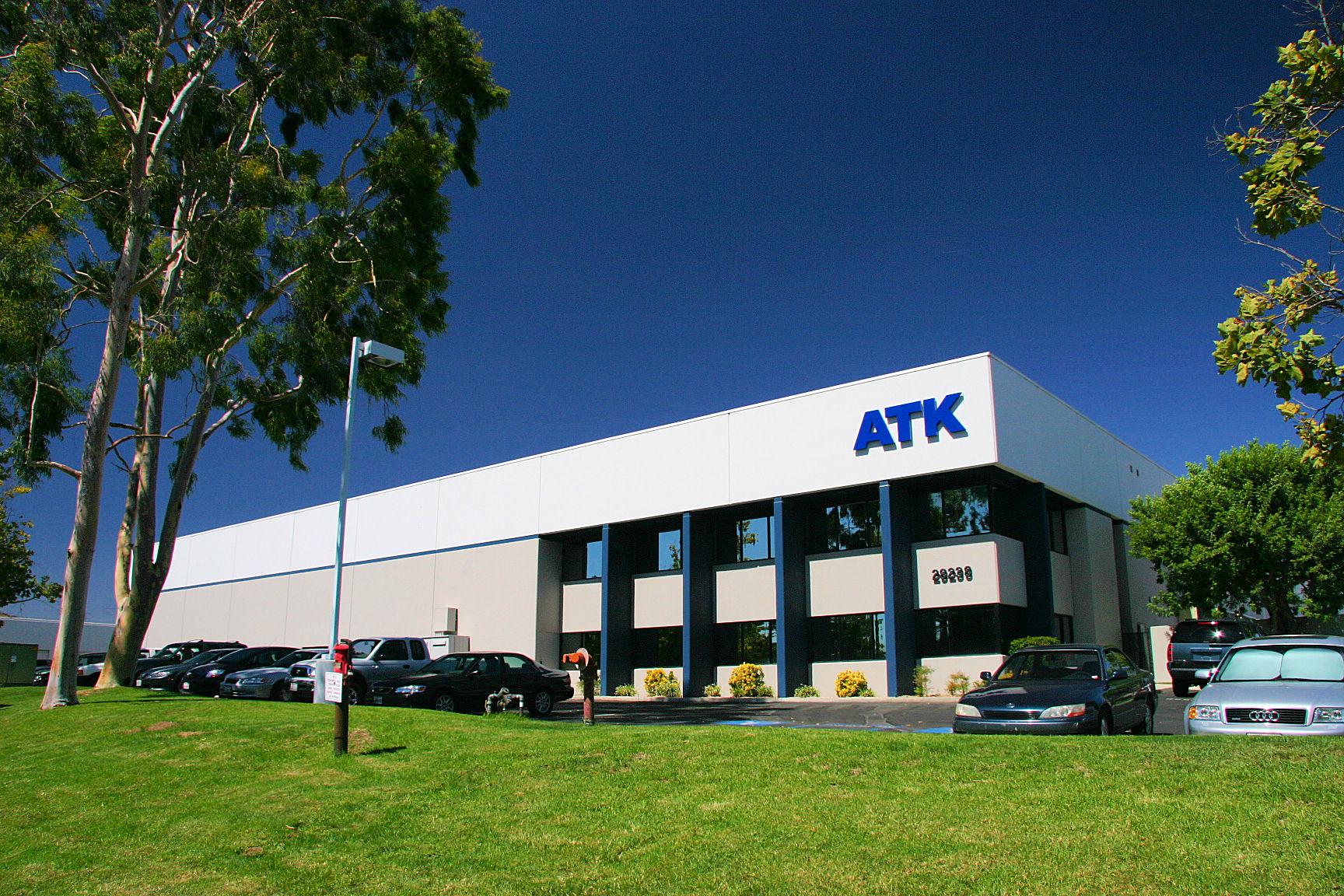 ATK Building