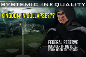 Jerome Powell Lies about Fed Role in American Economic Inequality