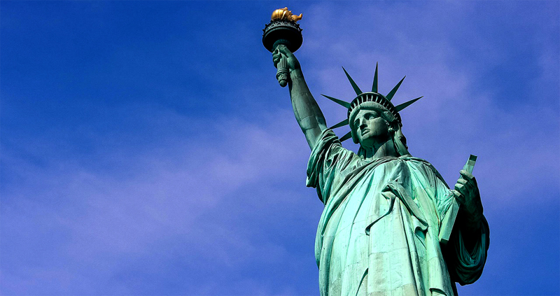 America--Lady Liberty--Is the Daughter of Babylon... the Queen or Lady of Kingdoms