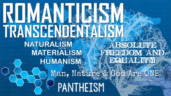 Worldview Devolution #2: Romanticism and Transcendentalism