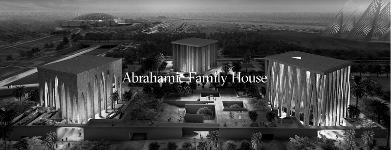The Abraham Family House in the United Arab Emirates (UAE) is an attempt to unite the world's religions together as a one-world religion--Satan's false Babylonian religious system.