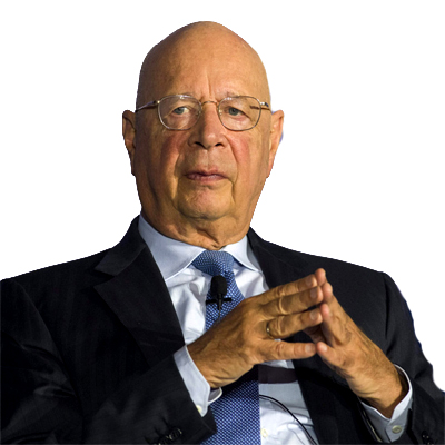 Klaus Schwab on the Great Reset, Fourth Industrial Revolution, and the global transformation to transhumanism.