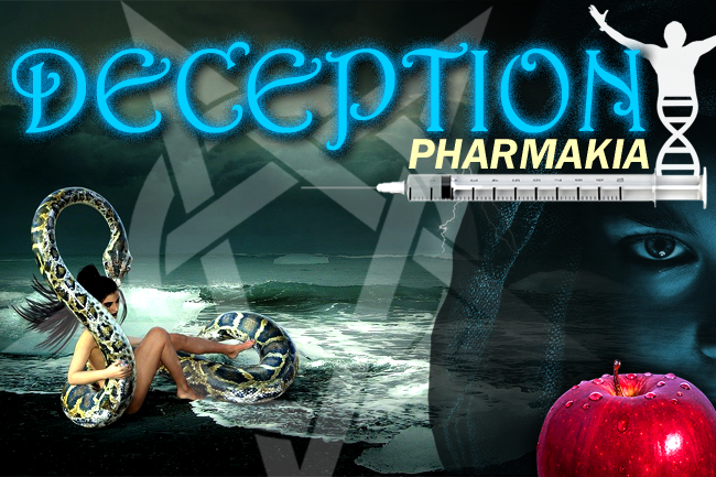 Pharmaceuticals—The Great Sorcery Deception of the Beast