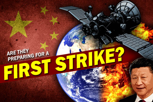 China Launches Spy Satellites—Preparation for Apocalyptic First Strike?