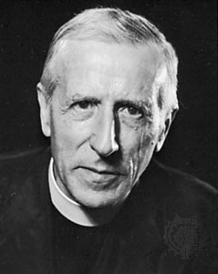 """Pierre Teilhard de Chardin and the demonic doctrines of the Omega Point and """"Cosmic Christ""""—theological concepts that underpin False Prophet Pope Francis' heretical teachings of Laudato Si' and Fratelli tutti, as well as explain his visit to Babylon and desire to usher in a one-world religion by uniting Christianity, Judaism, and Islam."""