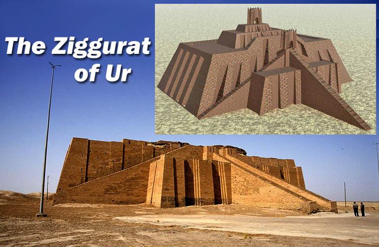 False Prophet Pope Francis to visit the Ziggurat of Ur near Babylon, Iraq—the historical seat of Satan's false religious system.