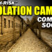 Did CDC Just Signal Green Zone (Isolation) Camps are Coming to US?