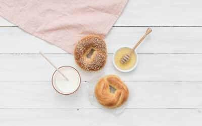 Are these the best ever bagels? Grubhub weighs in