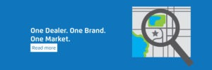One Dealer One Brand One Market Customer Scout SEO