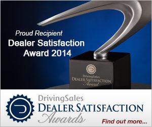 2014 Driving Sales Award Customer Scout SEO