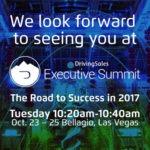 Driving Sales Executive Meeting Las Vegas