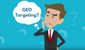 What is GEO Targeting Customer Scout