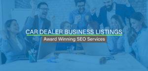 Car Dealer Business Listings - Customer Scout