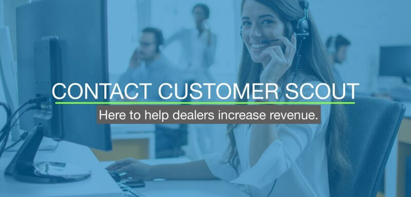 Contact Customer Scout
