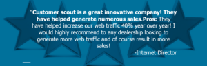 Customer Scout SEO Review innovatie company